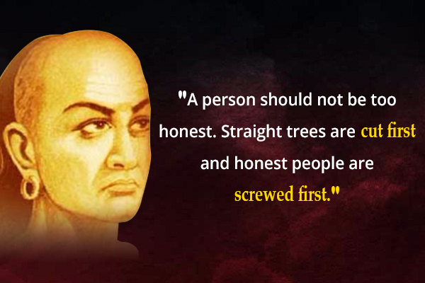 quotes on office politics by chanakya