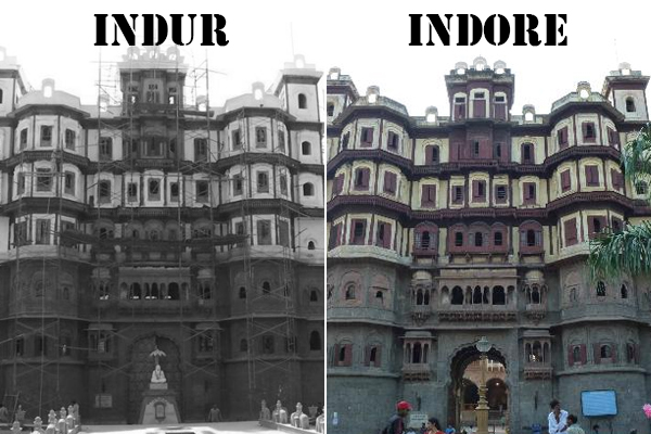 Indian Cities Changed Names