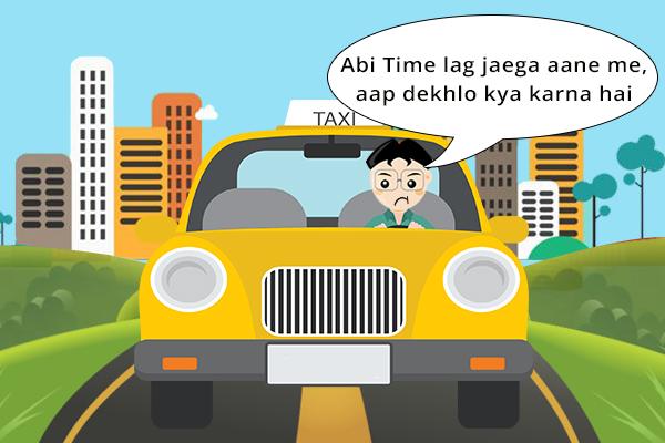 Uber/Ola Excuses