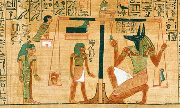 Ancient Egyptians Concept Of Soul