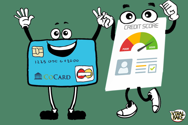 credit card and credit score