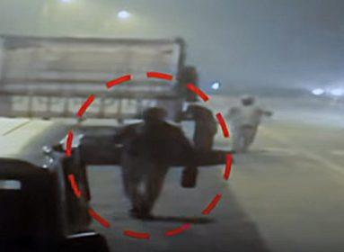Amritsar Cops Stealing Oil
