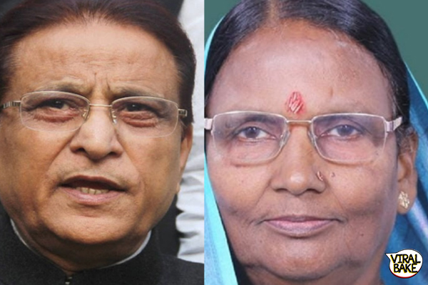 azam khan and rama devi