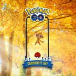 Pokémon Go November's Community Day