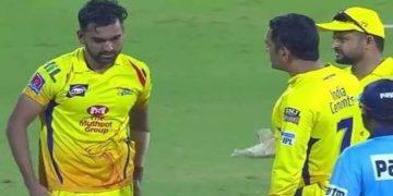 Dhoni and Deepak
