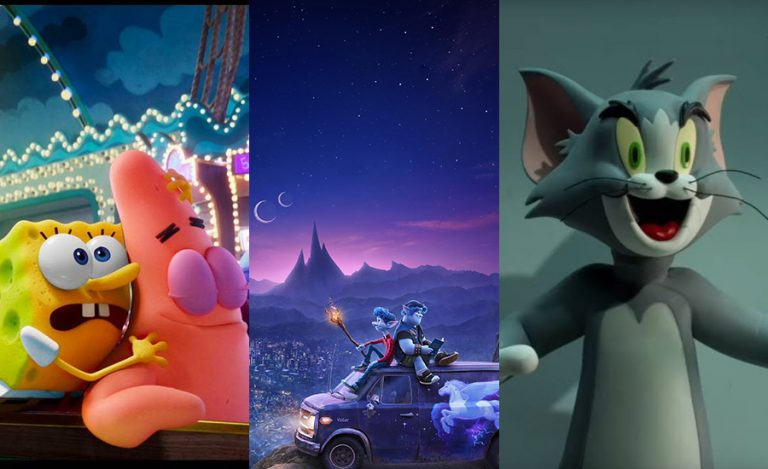 Upcoming animated movies in 2020