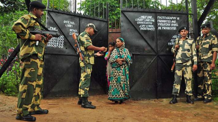 Bangladesh Puts The Number Of Its Illegal Citizens In India In Public Domain