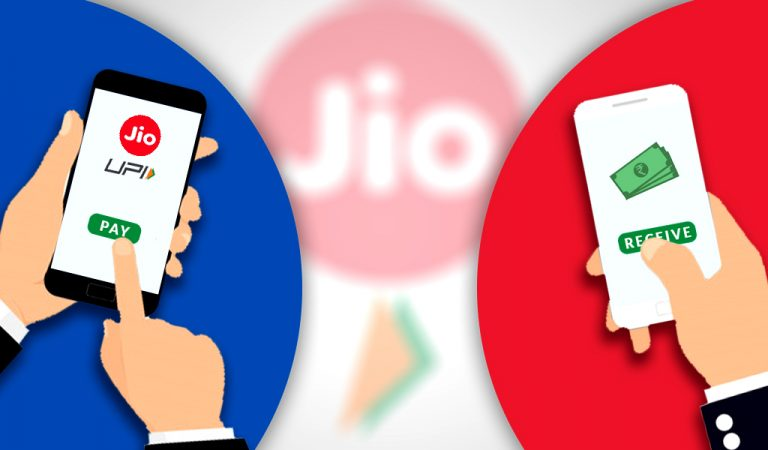 Jio Launches It's UPI To Compete With Paytm And Google Pay
