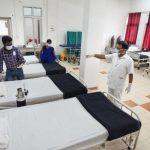First coronavirus patient recalls experience