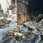 Aftermath of Delhi riots
