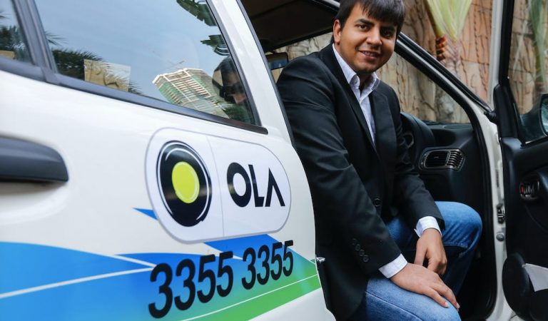 Ola's Founder 'Donates' His 1-Year Salary To Driver's Fund