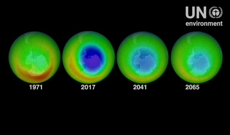 Ozone Layer Is Healing Itself, Thanks To Montreal Protocol
