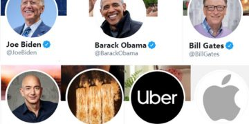 US Twitter accounts hacked