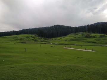 kashmir cricket ground