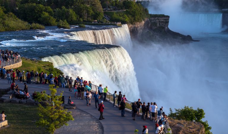 Indian Flag To Be Hoisted At Niagara Falls In Canada For The First Time On August 15