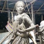 migrant worker as durga