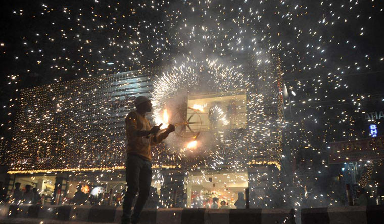 Here Is A Complete List Of States, UTs That Have Banned Fire Crackers This Diwali