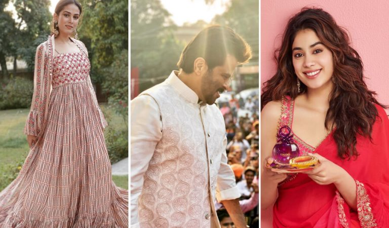 21 Celeb Approved Traditional Outfits To Ensure You Look Jhakass & Instagramble This Diwali