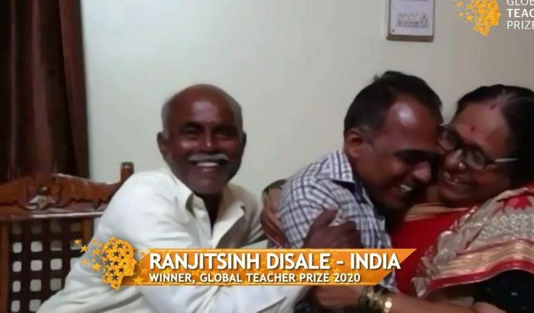 The Inspiring Story Of Maharashtra Teacher, Ranjitsinh Disale, Who Has Won $1 Million At Global Teacher Prize 2020