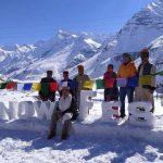snow fest Himachal Pradesh