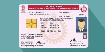 link Driving Licence with aadhaar